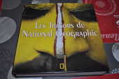 Livre  Les trésors du National Géographic    5 Perreuil (71)