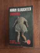 Livre Triller    Criminel    Karin Slaughter 4 Saleilles (66)