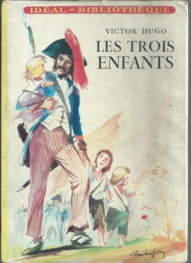 1 livre les trois enfants 1959  6 Tours (37)