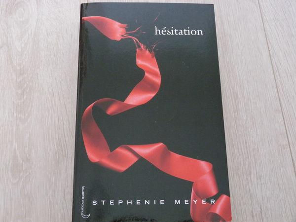 Livre Twilight Chapitre 3 Hesitation
