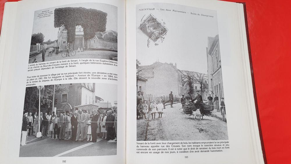 livre sur la ville de DRAVEIL un siècle d'images 1890 1990 Livres et BD
