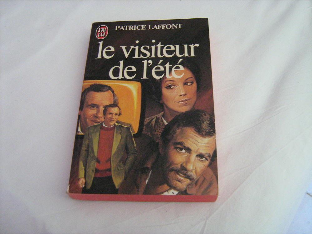 Livre Le visiteur de l'été 2 Cannes (06)
