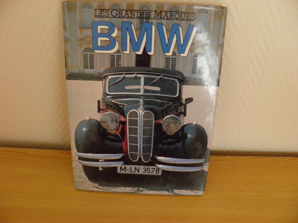 livre sur voiture B M W 10 Guignes (77)