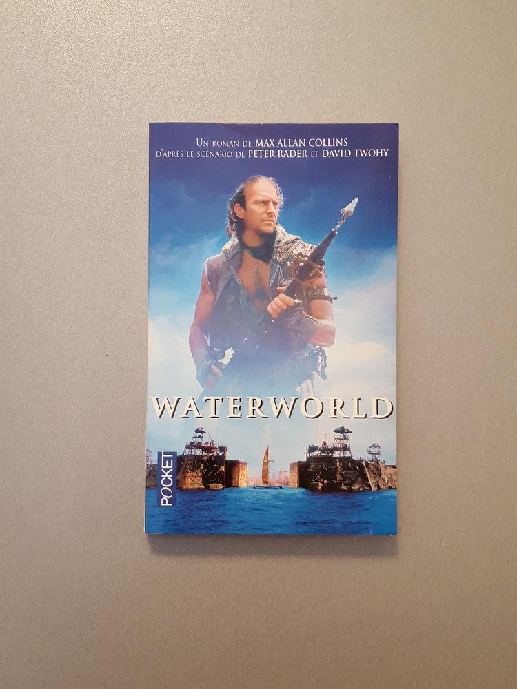 Le livre Waterworld de Max Allan Collins 2 Sochaux (25)