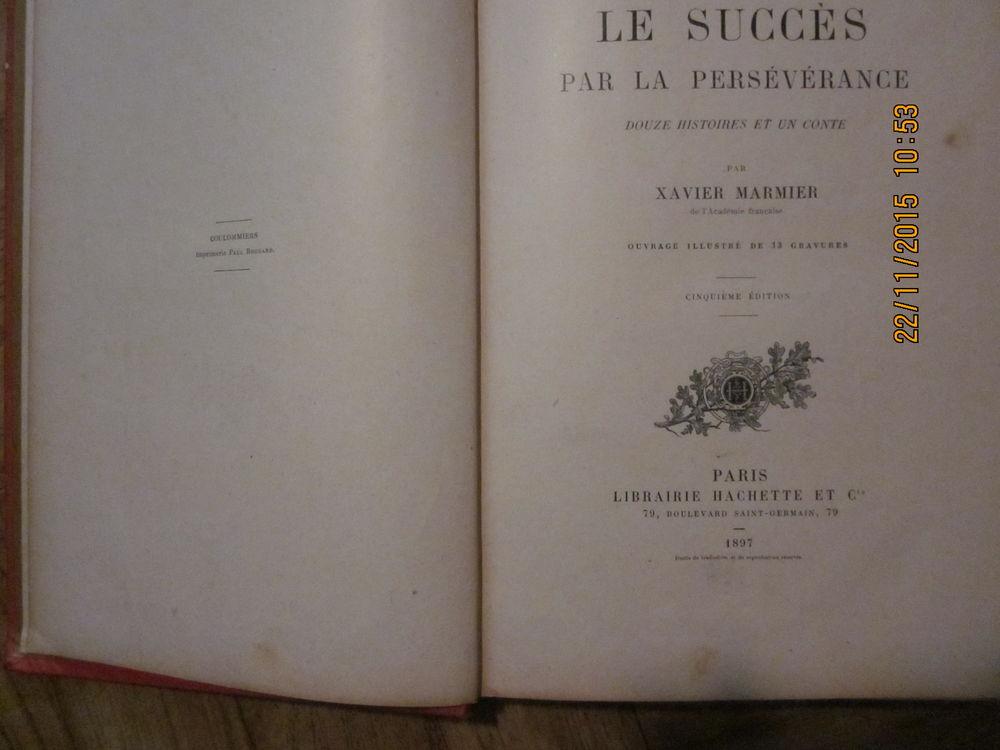 livre-xavier MARMIER--hachette 25 Vénissieux (69)