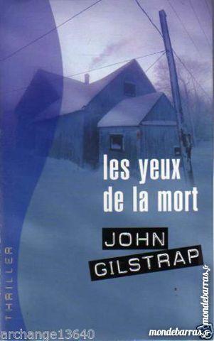 Livre «Les yeux de la mort» de John gilstrap 7 Meudon (92)