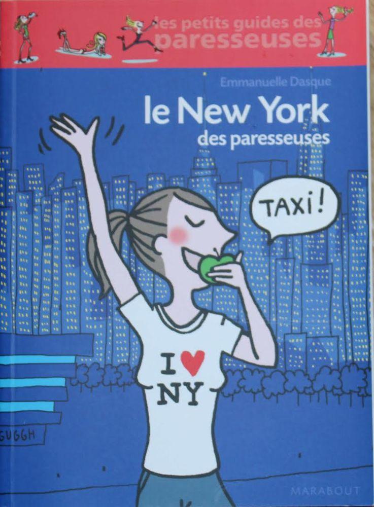 Livre  Le New York des Paresseuses  3 Cramont (80)