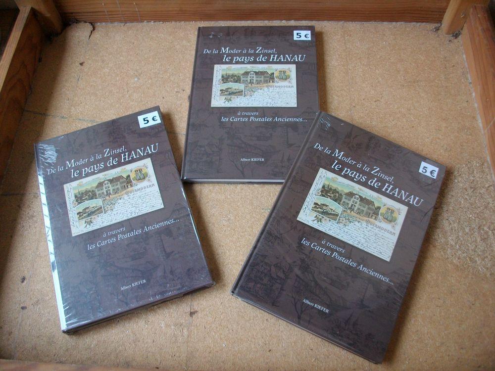 Livres sur l'ALSACE 1 Bouxwiller (67)
