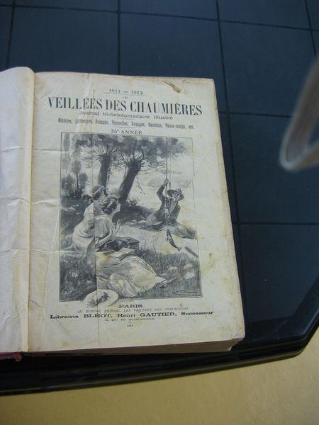 BD et livres anciens  1911-1912   et 1927 50 Le Vernois (39)