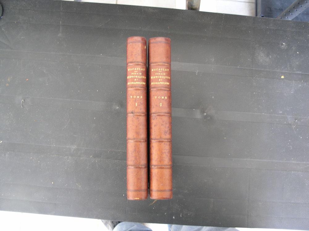 livres anciens #9 2 tomes 45 Maule (78)