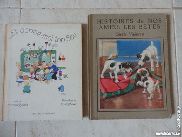 Livres anciens 1 La Garenne-Colombes (92)