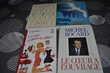 Lot de livres avec entre autres 'Michel Rocard'