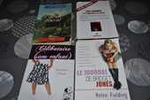 Lot de livres avec entre autre  Helen Fielding  5 Perreuil (71)