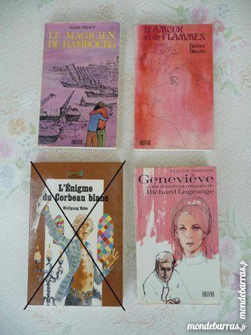 3 livres d'aventures et d'énigmes - Hachette 5 Montigny-le-Bretonneux (78)