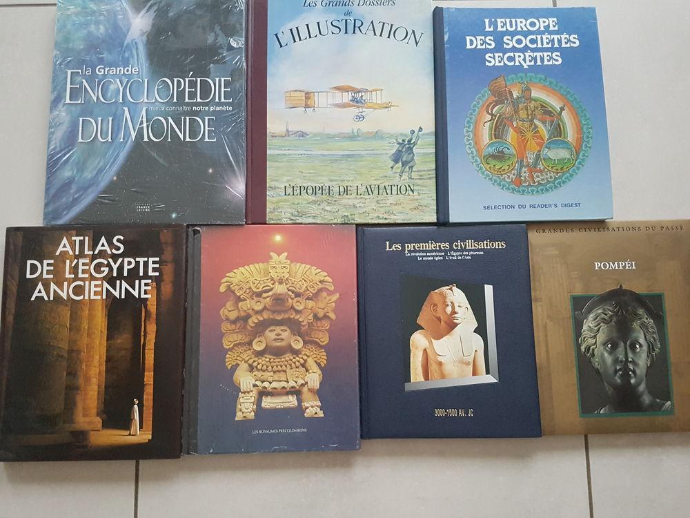 livres aviation atlas pompei divers  10 Raon-l'Étape (88)