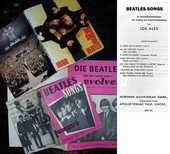 3 livres 'BEATLES'  rare 85 Antibes (06)
