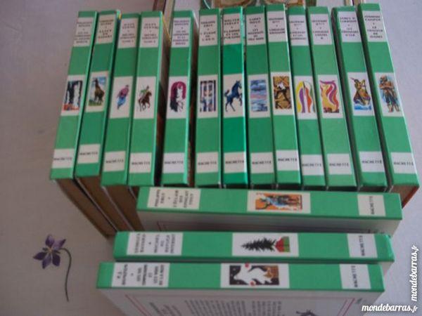 livres de la bibliothèque verte 1 Sainte-Pazanne (44)