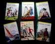 Livres de la  Bibliothèque Verte et  de Lecture et Loisir