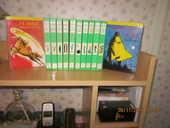 livres biblothèque verte  enfants 0 Soucelles (49)