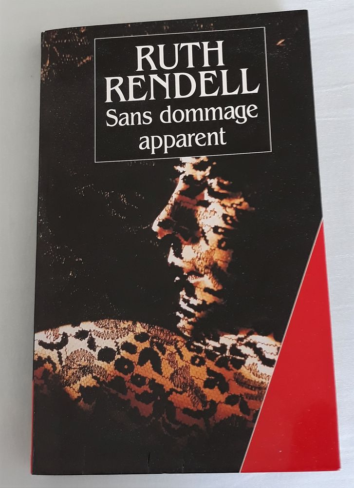 LIVRES BROCHES RUTH RENDELL 0 Bouin (85)