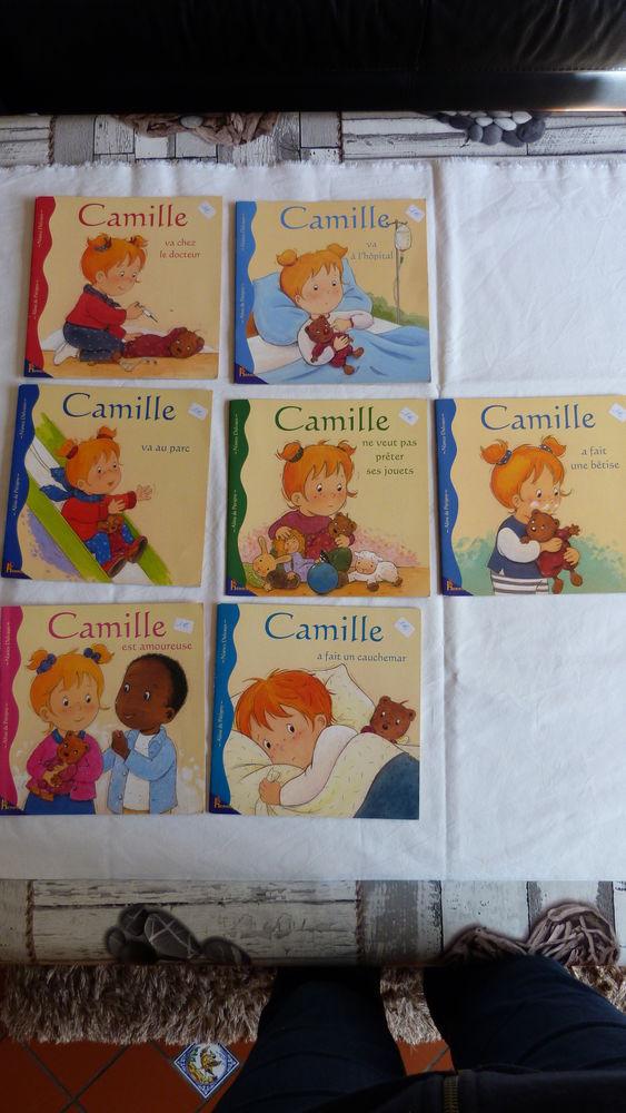 7 livres Camille en bon état 2 Cormeilles-en-Parisis (95)