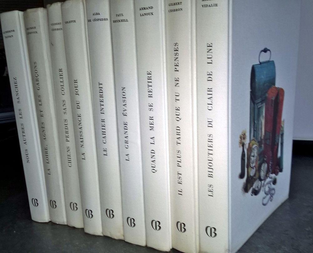 livres du Cercle du Bibliophile 1 Roncq (59)