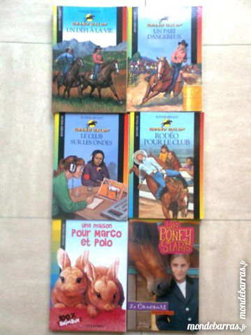 6 livres sur les chevaux - zoe 2 Martigues (13)