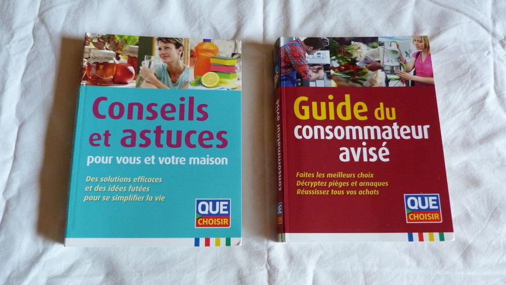 2 LIVRES QUE CHOISIR NEUF  30 Cormeilles-en-Parisis (95)