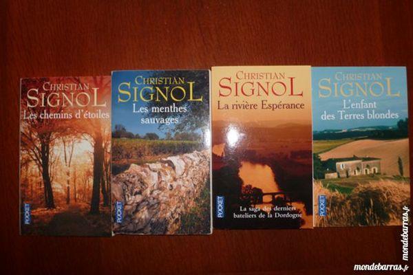 livres de christian SIGNOL 1 Saint-Yon (91)