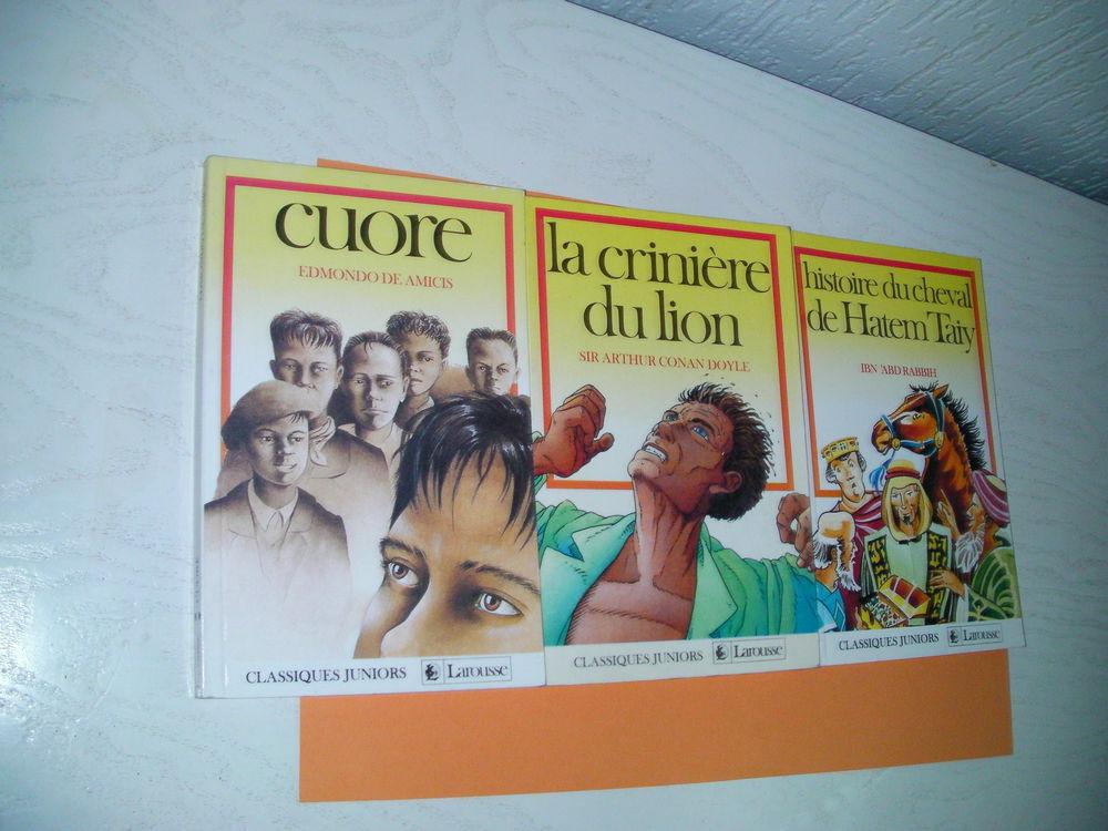 LIVRES CLASSIQUES JUNIORS - LAROUSSE 1 Saint-Etienne (42)