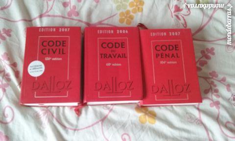 livres code civil code du travail code pénal 40 Tart-le-Haut (21)