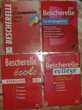 Lot de 4 livres collection Bescherelle