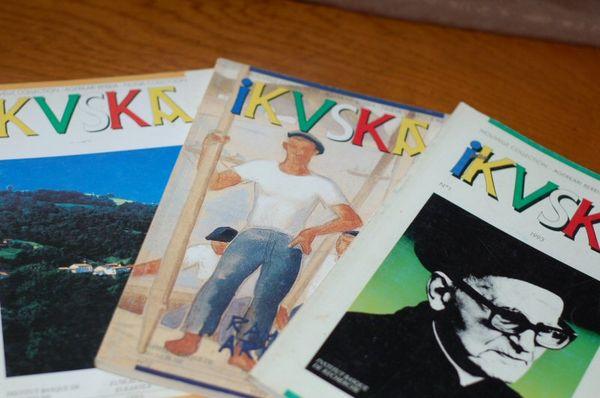 Livres collection IDUSKA 0 Bayonne (64)