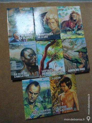 Livres   COLLECTION JEUNESSE  papier BRUT 3 Saint-Genis-Laval (69)