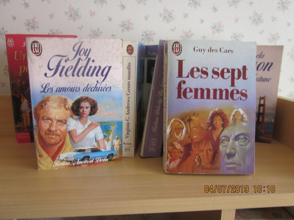 Livres de la collection J'AI LU 0 Soucelles (49)
