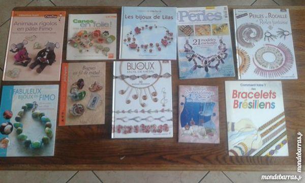 Livres de création Mixtes: Bijoux,objet déco, fimo 4 Croix (59)
