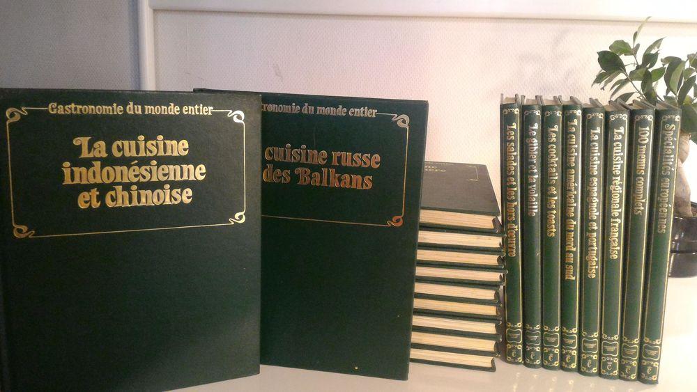 Livres de cuisine Gastronomie du monde entier 3 Paris 12 (75)