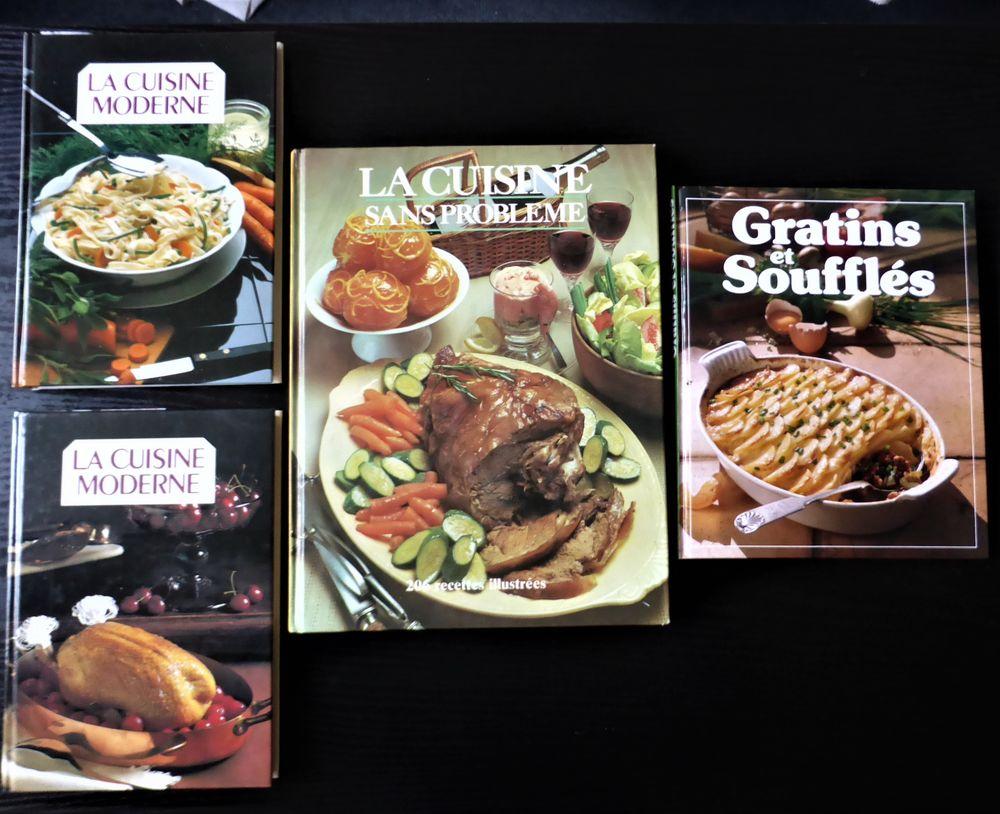 1 lot de 4 livres de cuisine neufs 16 Soissons (02)