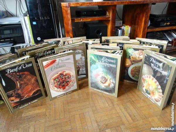 lot de livres de cuisine 20 Le Plessis-Robinson (92)
