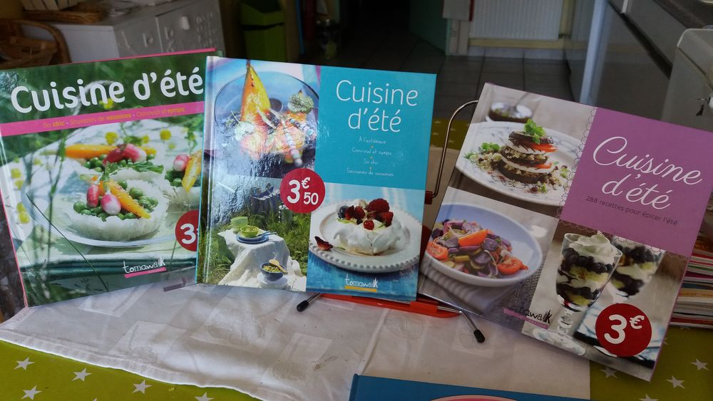 Livres de cuisine 6 Charantonnay (38)