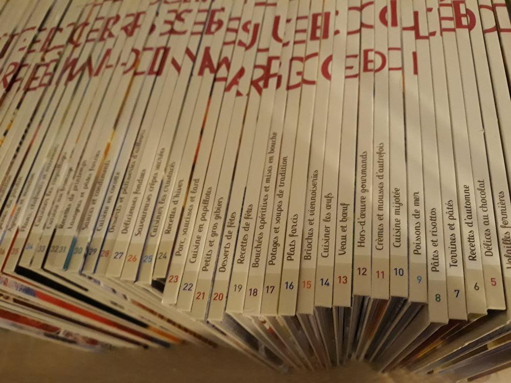 Livres de cuisine 150 Ambert (63)