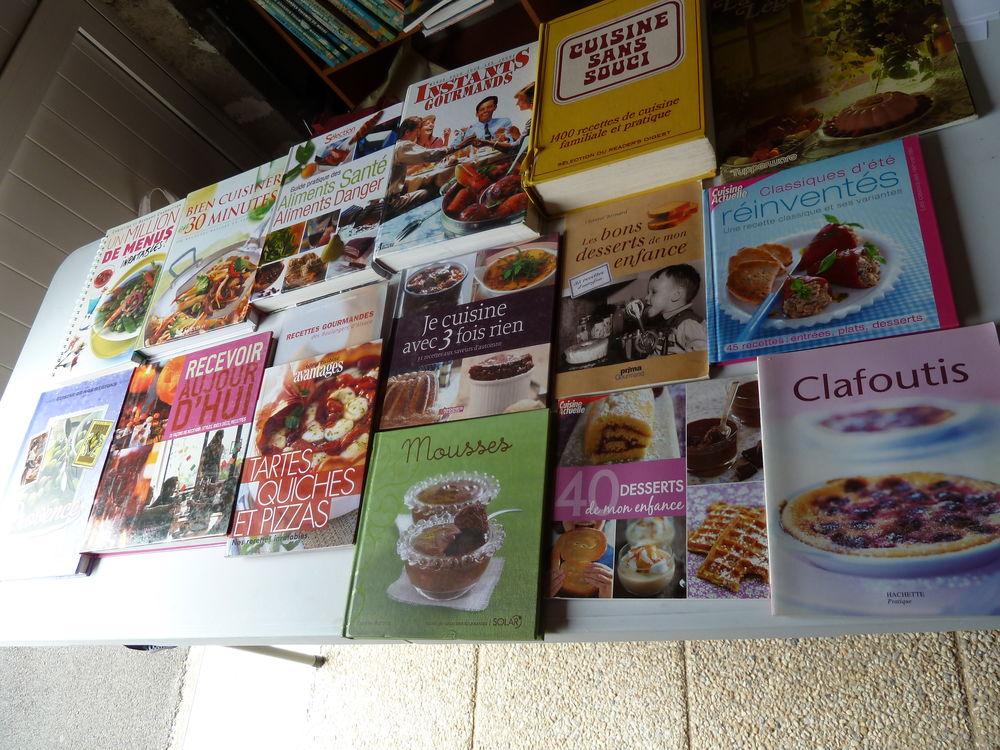 livres de cuisine 1 La Chapelle-des-Marais (44)