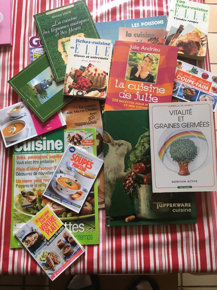 Livres de cuisine 15 Vert-le-Petit (91)