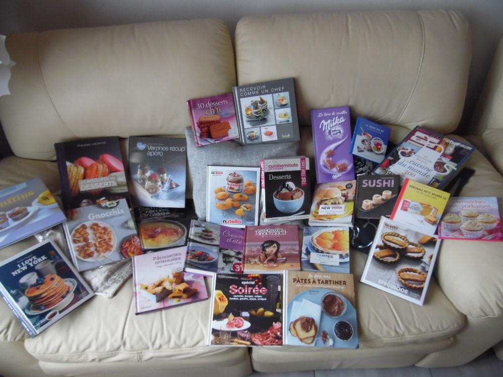 livres de cusine 3 Maubeuge (59)