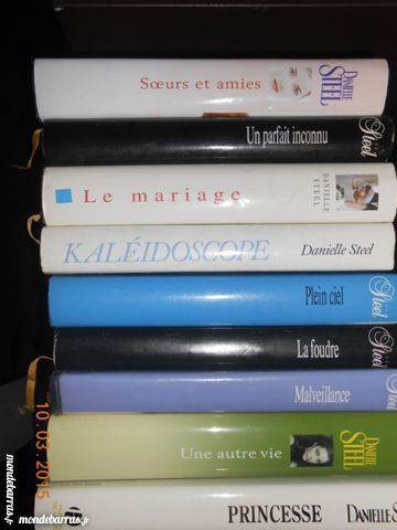 Livres  DANIELLE STEEL 2 La Trinité (06)