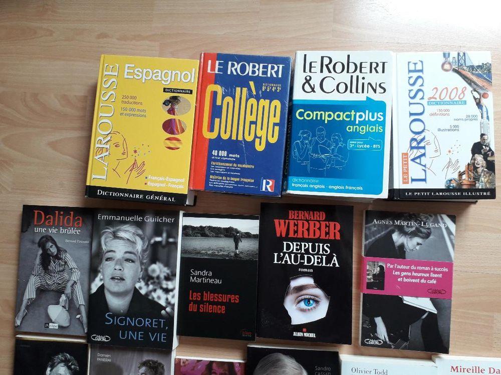 Livres dictionnaires et biographies 10 Orvault (44)