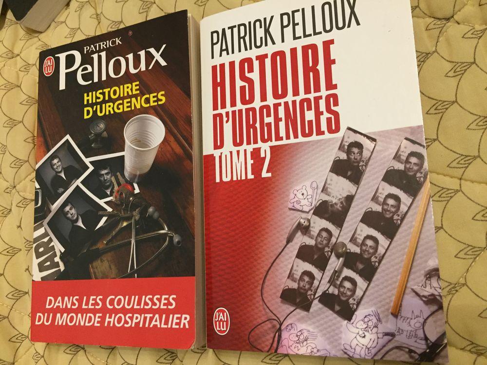 LIVRES DIVERS DE PATRICK PELLOUX Ed. J AI LU 5 Saint-Genis-Laval (69)