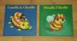 Lot 2 Livres Les drôles de petites bêtes. Tome 1 et 5.