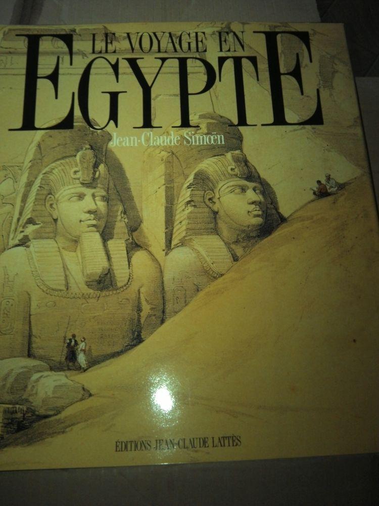 LIVRES  SUR L EGYPTE  0 Villeneuve-sur-Lot (47)