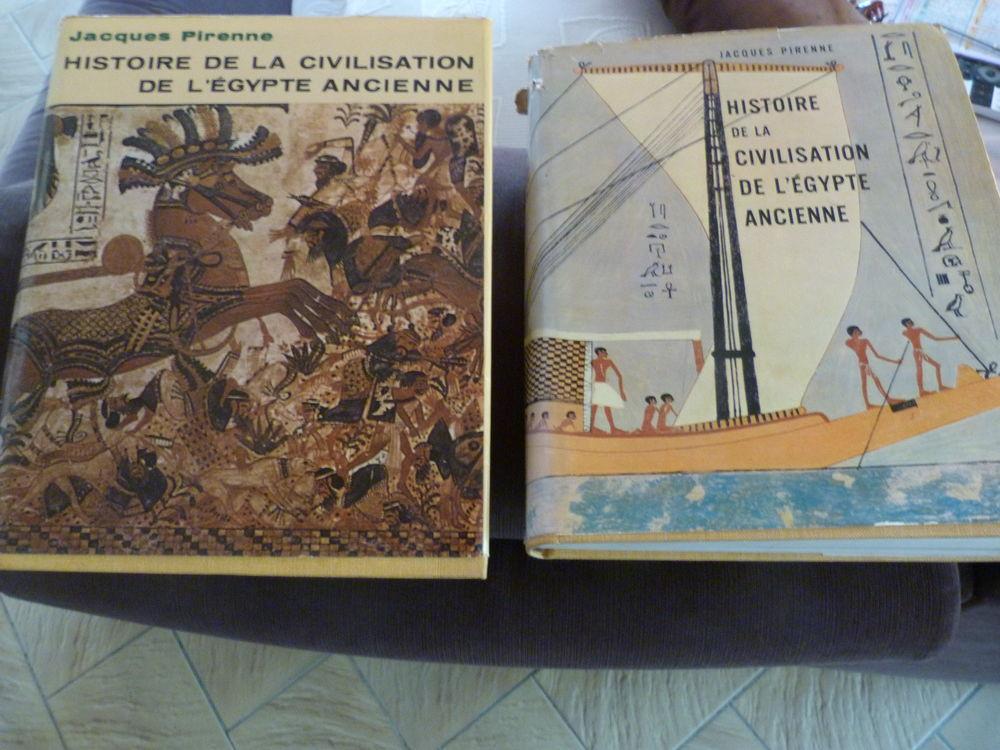 2 LIVRES SUR L EGYPTE 40 Villeneuve-sur-Lot (47)